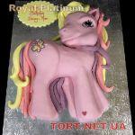 Торт Мой маленький пони_8