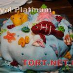 Торт Рыбка Немо_10