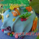 Торт Рыбка Немо_11