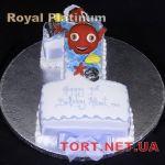 Торт Рыбка Немо_13
