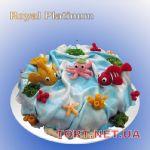 Торт Рыбка Немо_14