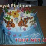Торт Рыбка Немо_15