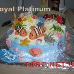 Торт Рыбка Немо_16
