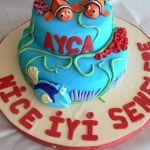 Торт Рыбка Немо_17