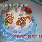 Торт Рыбка Немо_18