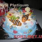 Торт Рыбка Немо_19