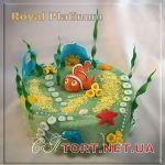 Торт Рыбка Немо_1