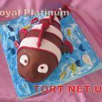 Торт Рыбка Немо_20