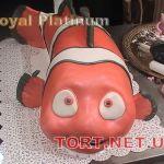Торт Рыбка Немо_21