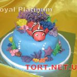Торт Рыбка Немо_22