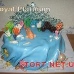 Торт Рыбка Немо_23