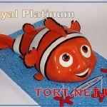Торт Рыбка Немо_2