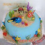 Торт Рыбка Немо_4