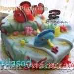 Торт Рыбка Немо_5