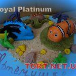Торт Рыбка Немо_7