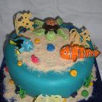 Торт Рыбка Немо_8
