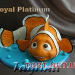Торт Рыбка Немо_9