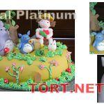 Торт Мой сосед Тоторо (Totoro)_1