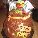 Торт Утиные истории_1