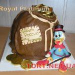 Торт Утиные истории_3