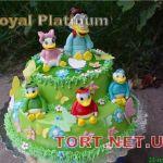 Торт Утиные истории_6