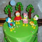 Торт Утиные истории_7
