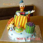 Торт Утиные истории_8