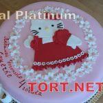 Торт Хелло Китти_13