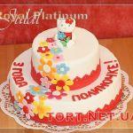 Торт Хелло Китти_15