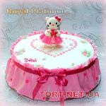 Торт Хелло Китти_1