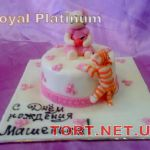 Торт Хелло Китти_34