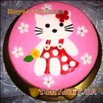 Торт Хелло Китти_37