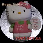 Торт Хелло Китти_45