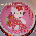 Торт Хелло Китти_4