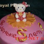 Торт Хелло Китти_5