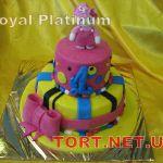 Торт Хелло Китти_61