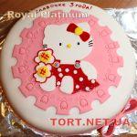Торт Хелло Китти_64
