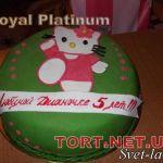 Торт Хелло Китти_7