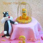 Торт Луни Тюнз (Looney Tunes)_5