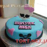 Торт Монстр Хай_1