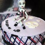 Торт Монстр Хай_4