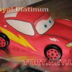 Торт Тачки (The Cars)_13