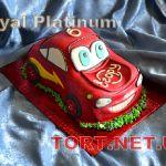 Торт Тачки (The Cars)_23