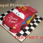 Торт Тачки (The Cars)_24