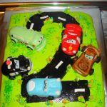 Торт Тачки (The Cars)_2
