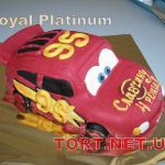 Торт Тачки (The Cars)_6