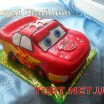 Торт Тачки (The Cars)_9