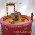 Торт Дамбо (Dumbo)_7