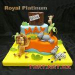 Торт Мадагаскар_12