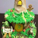 Торт Шрек (Shrek)_10